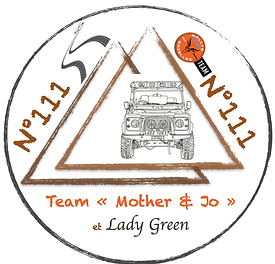 Logo team Mother and Jo 2019 Rallye des gazelles