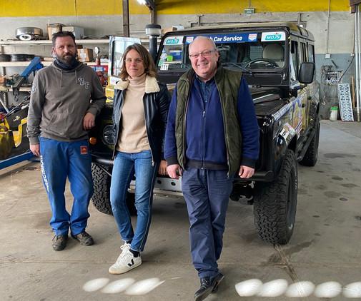 DB Auto et Denis LECOMTE