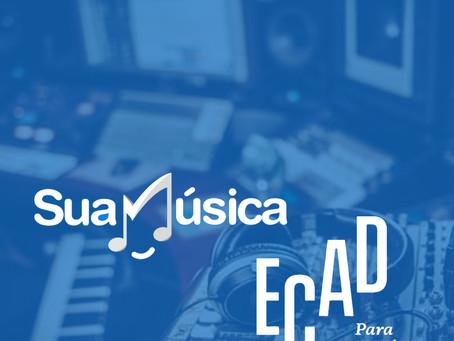 Sua Música assinam acordo com Ecad para pagamento de direitos autorais