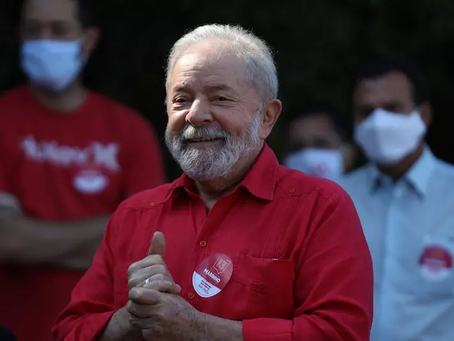 STF forma maioria a favor Lula  a ter acesso de  às mensagens hackeadas da Lava Jato