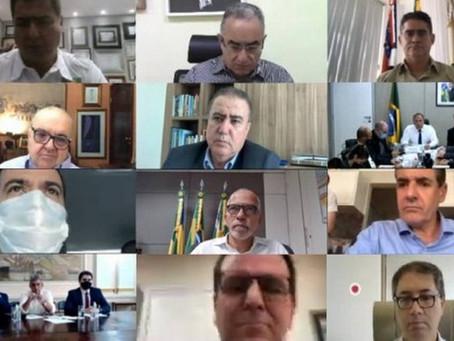 Pazuello garante a prefeitos alteração no plano de vacinação para incluir professores.
