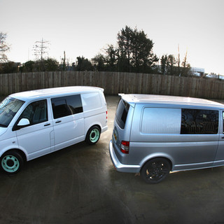 Van Conversion