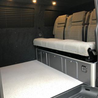 Crash Tested RIB bed