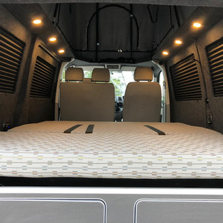Campervan Conversion Bed