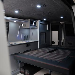 Motor Caravan Conversion