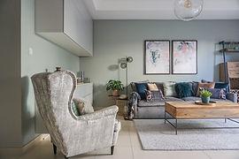 Mira 1 Dubai Emaar Living room makeover