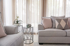 Arabian Ranches living room makeover