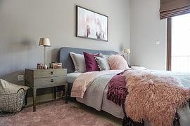 Mira 1 Dubai Emmar Master bedroom makeover