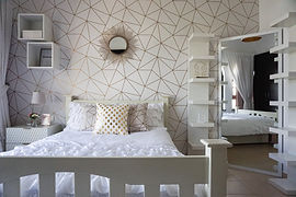The Villa Dubai Girs bedroom makeover