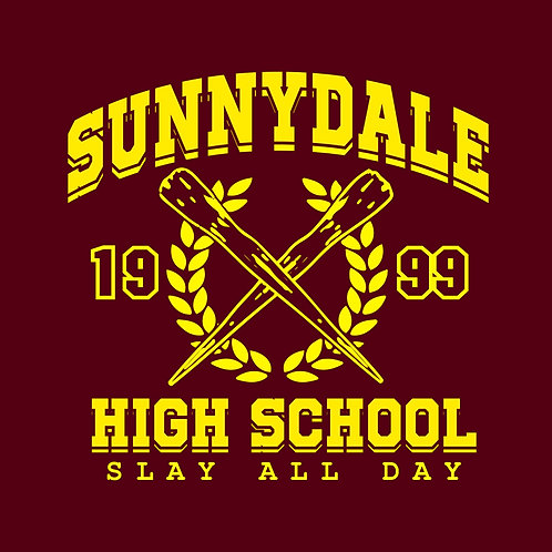 Sunnydale High School Tee