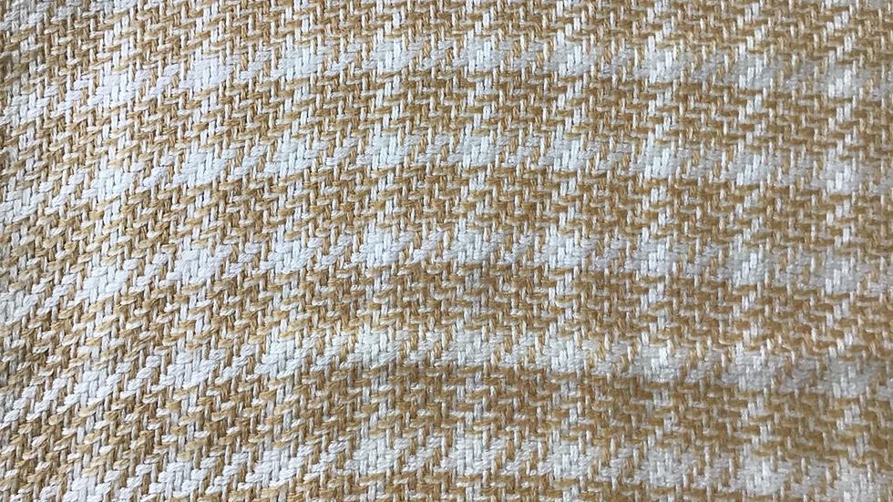 Cream & Golden Sand Wool