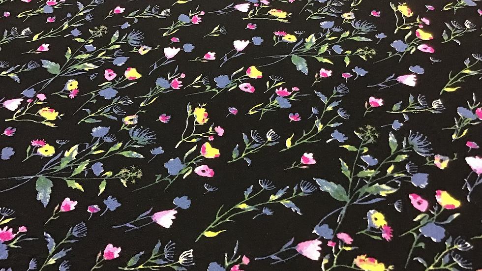 Remnant Georgina Floral / 280cm