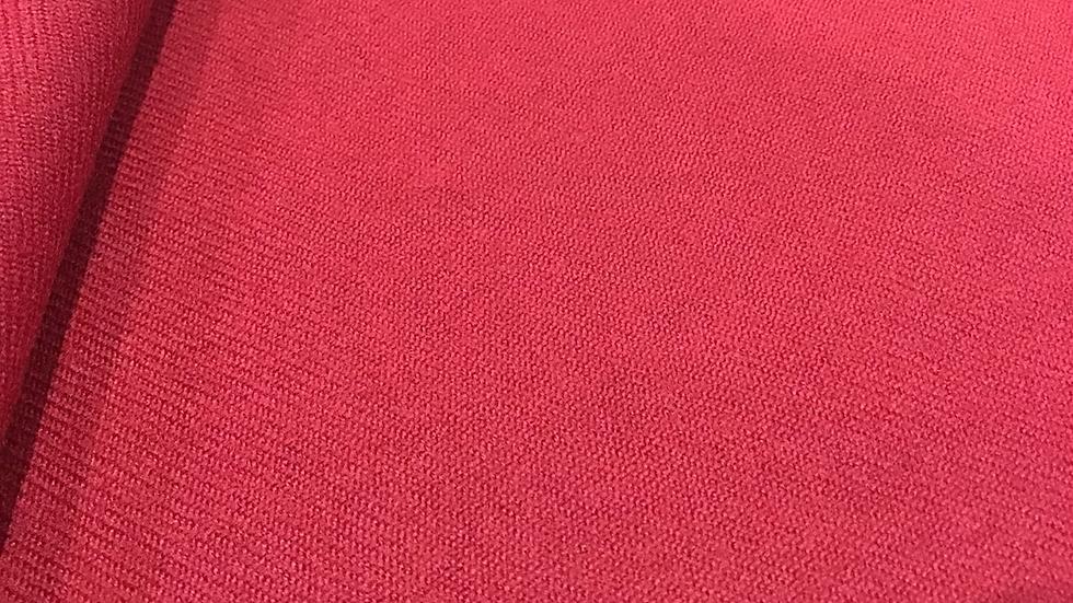 Remnant Red Merino Wool/75cm