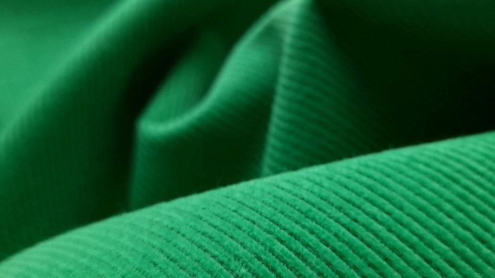 Emerald Green Needle Corduroy