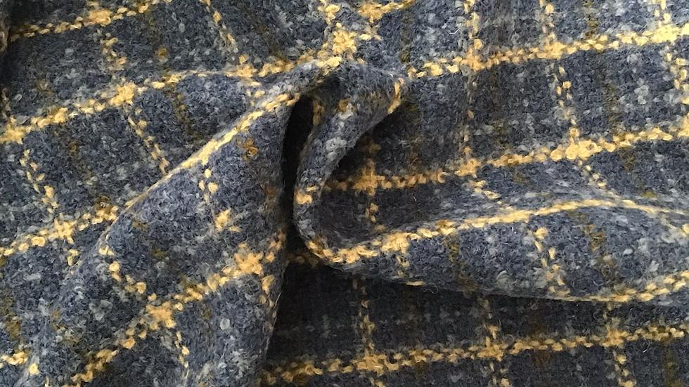 Sigrid - Blue Sand Wool