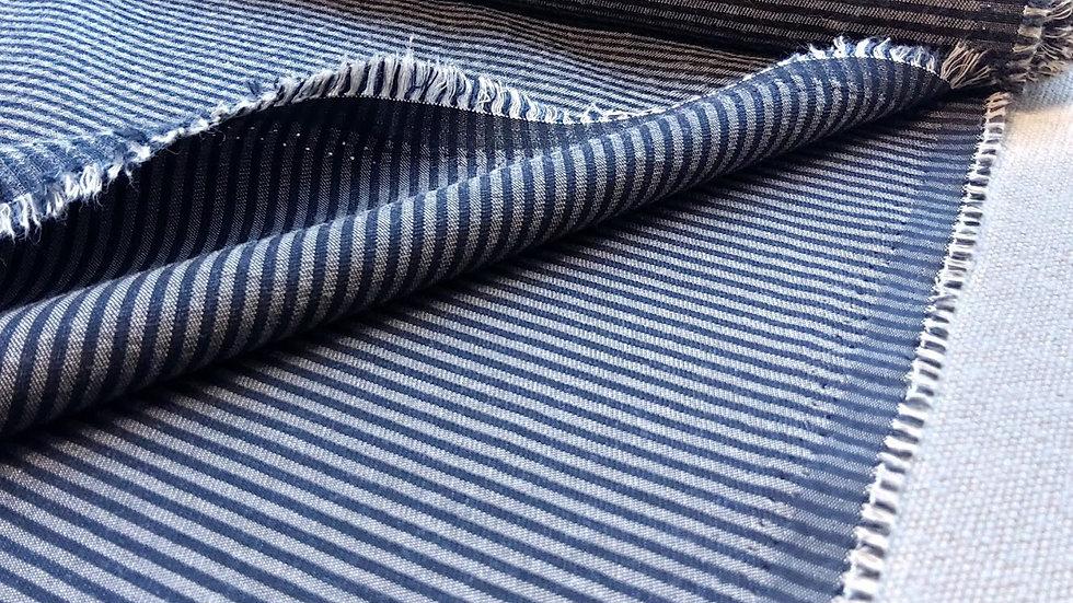 Black Khaki Grey Stripe