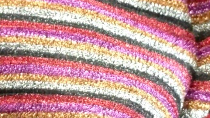 Studio 54 Stripe Lurex