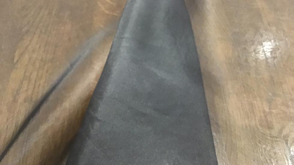 Black Organza Silk
