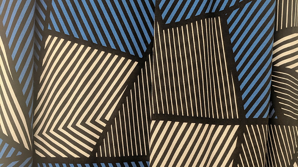 Abstract Graphic Stripes