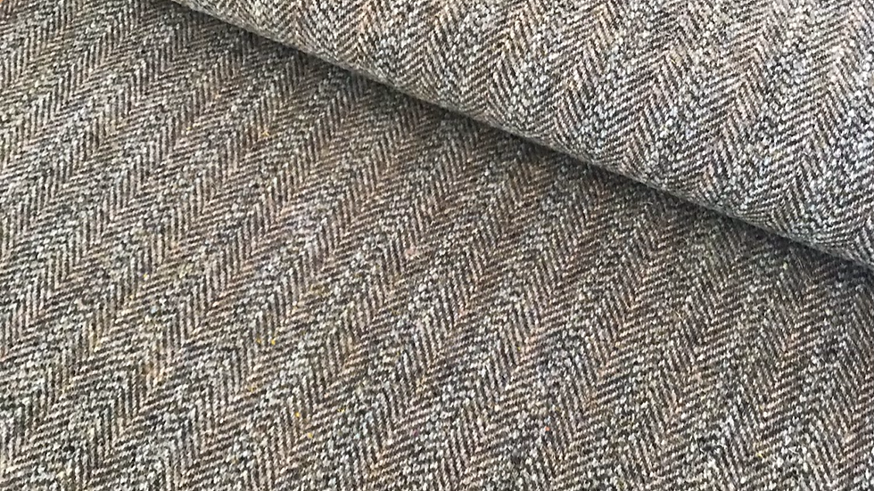 Jenny Herringbone Tweed