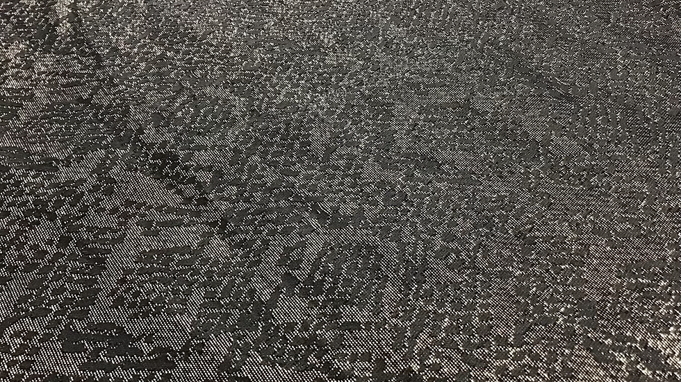 Remnant Abstract Reptilian Jacquard/180cm