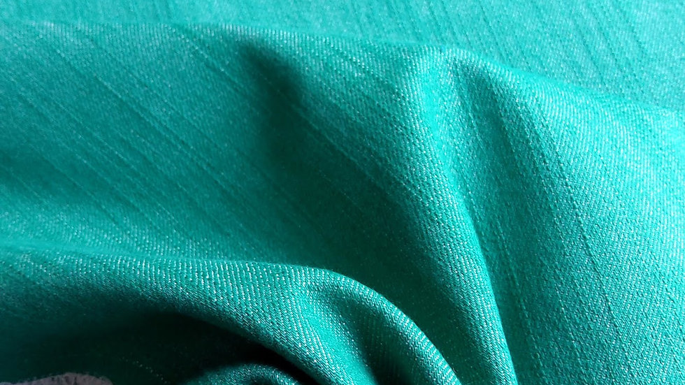 Denim - Emerald Green