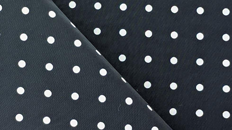 Black & White Polka Dot Jersey