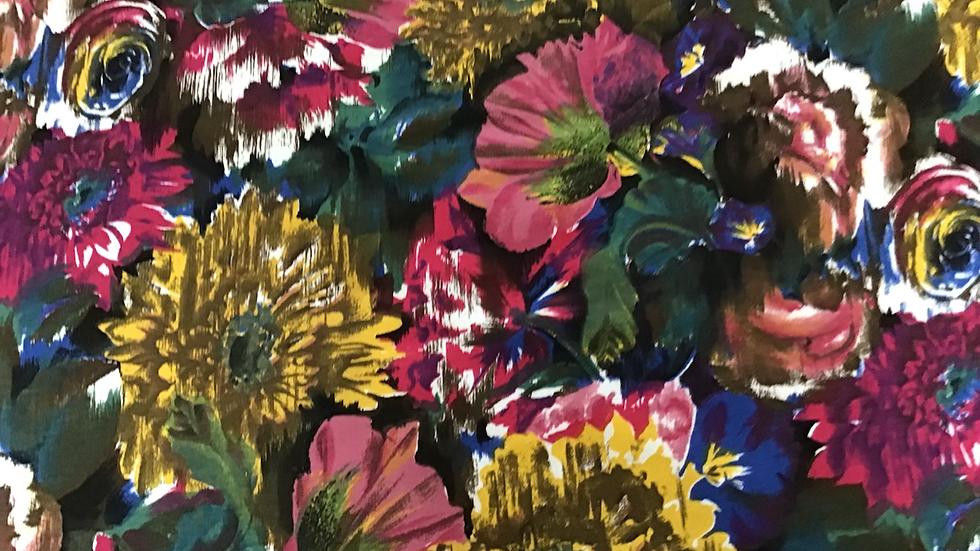 Fall Flowers Bloom Jersey