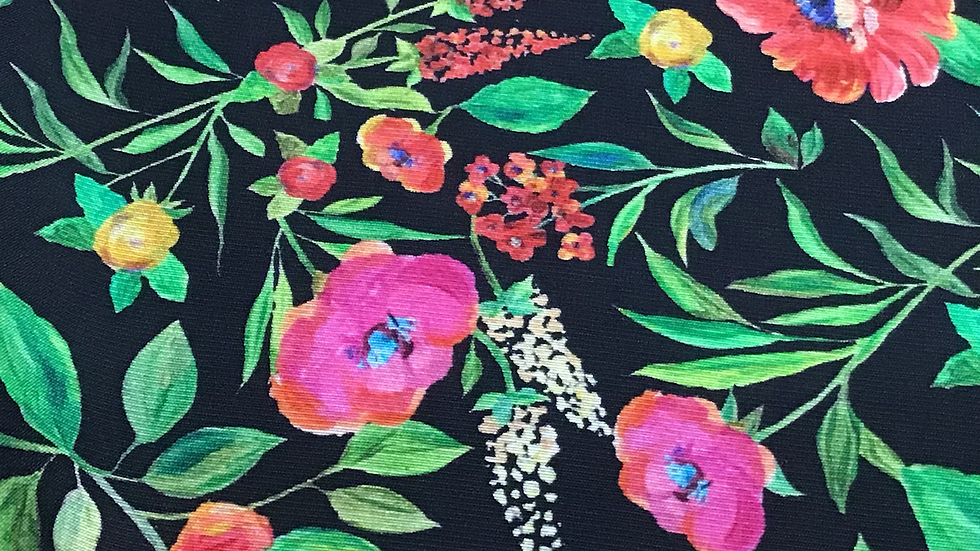 Kathleen Floral Print