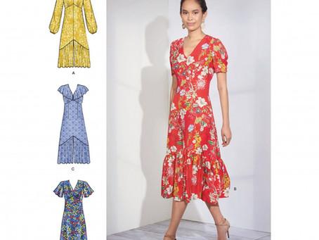 Mix & Match Print Summer Dress
