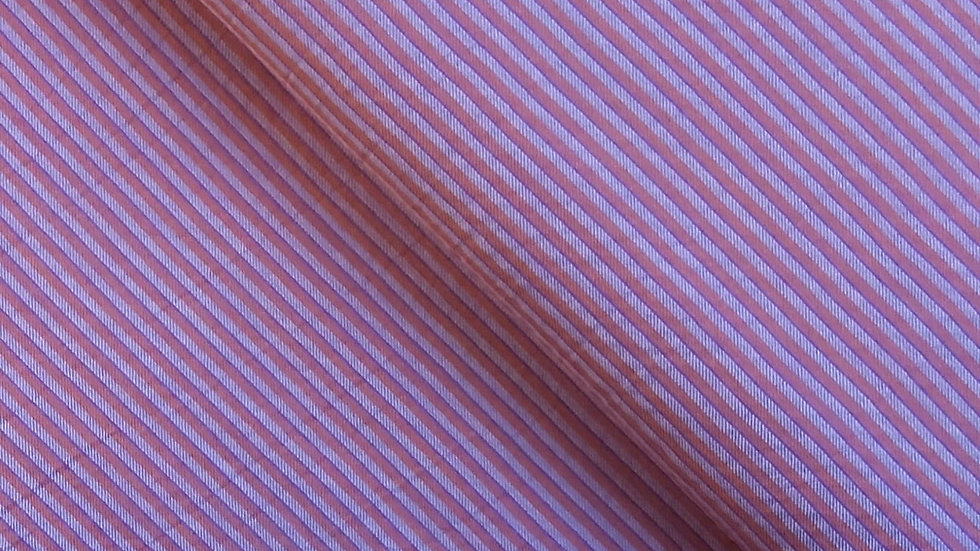 Pink Lilac Orange Stripe