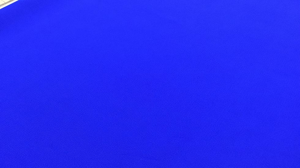 Remnant Karen Electric Blue Crepe/220cm