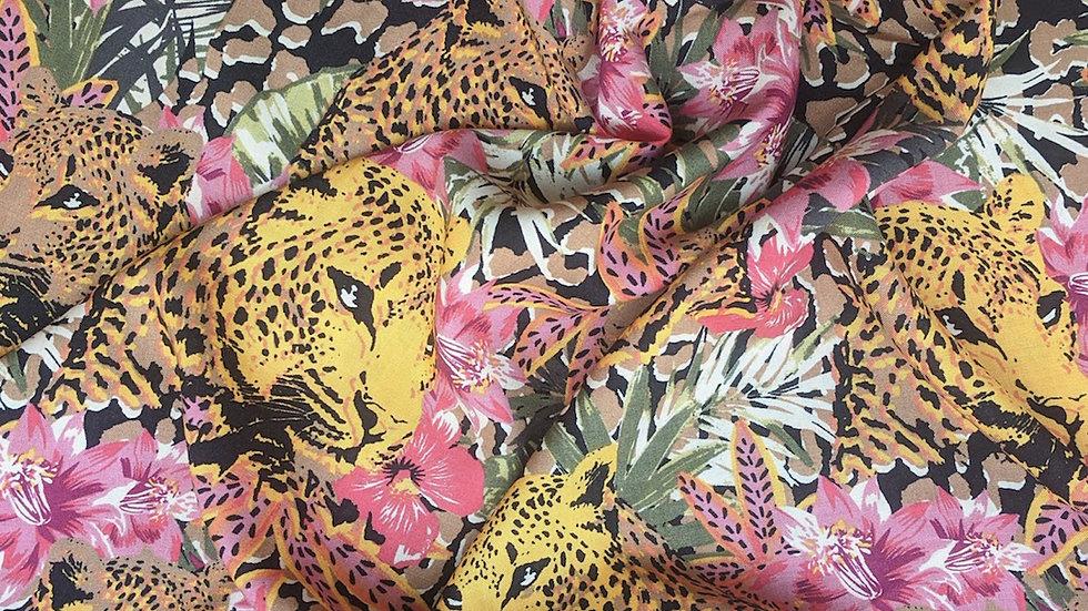 Jungle Leopard Print