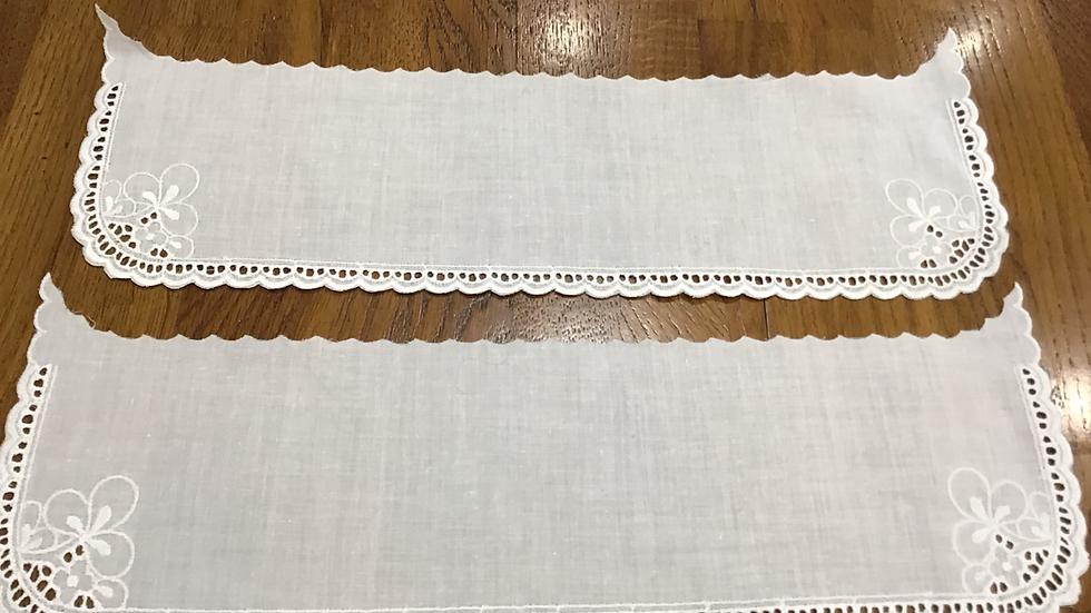 Extra Large Cotton Cuffs