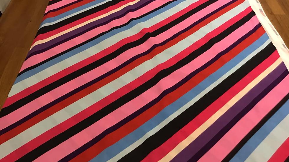 Diagonal Stripe