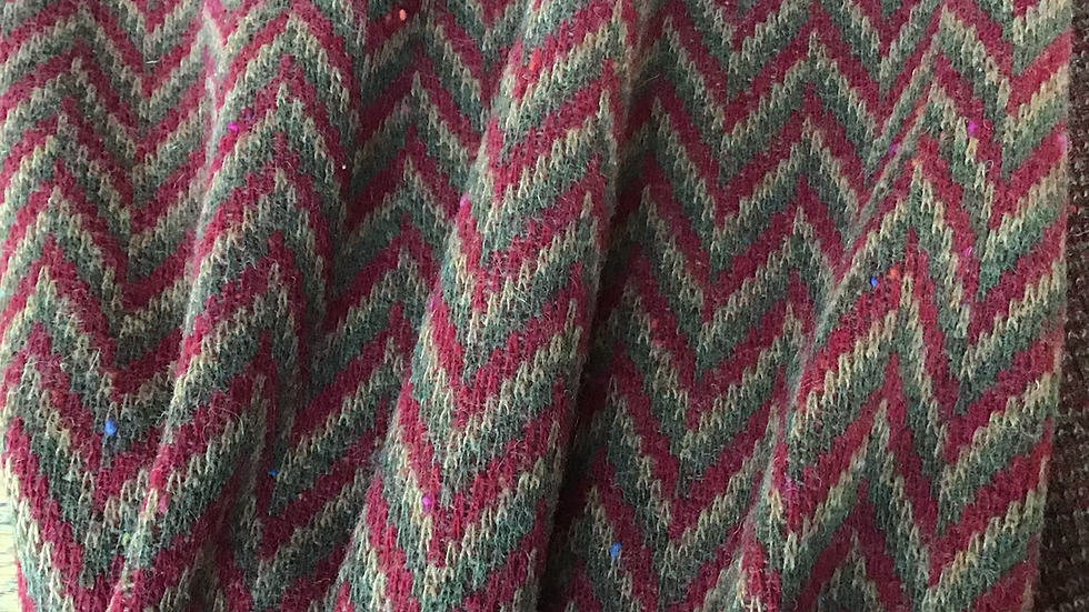 Maxima -  Chevron Knit