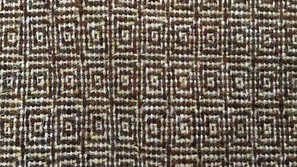 Mica- Brown & Beige Wool
