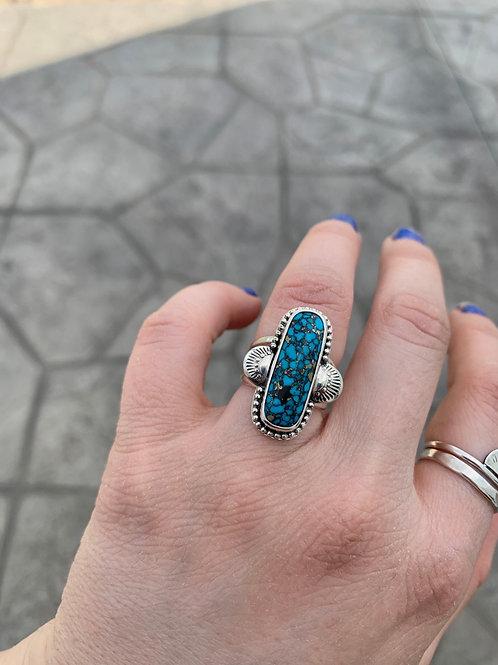 Gibbsite + Pyrite Ring