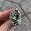 Thumbnail: Poseidon Variscite Leaf Statement Ring