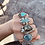 Thumbnail: Ma'anshan Turquoise Statement Ring