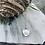 """Thumbnail: Poseidon Variscite Heart 18"""" Necklace"""