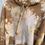 Thumbnail: Cozy, Crop Hoodie : Osage Orange ( size medium )