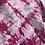 Thumbnail: Cotton Tee : Cochineal + Logwood (size Medium)