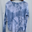 Thumbnail: Flowy Long Sleeve Tee : Indigo