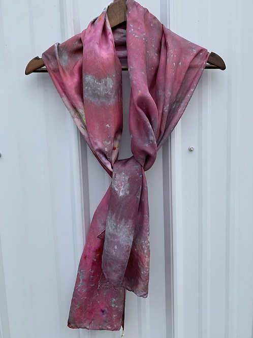 Blended Collection: Silk Long Scarf