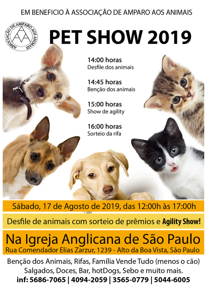 Pet Show 2019