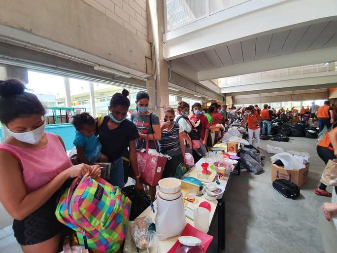 Ação em Paraisópolis: Novembro de 2020