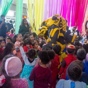 Festa do Dia das Crianças 2021