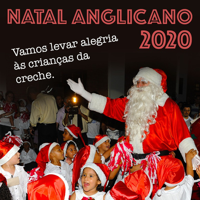 NATAL DO INSTITUTO ANGLICANO 2020
