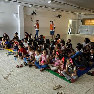 Fotos: Dia das Crianças na Creche em Paraisópolis